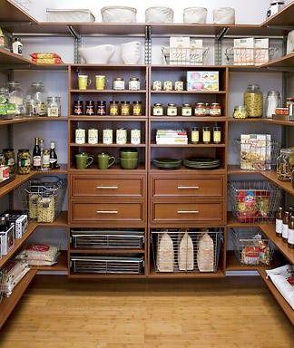 Closet Design Pantry