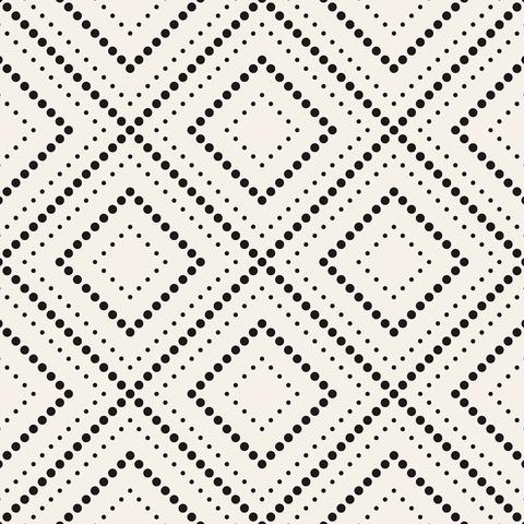 Geometric Dot Wallpaper