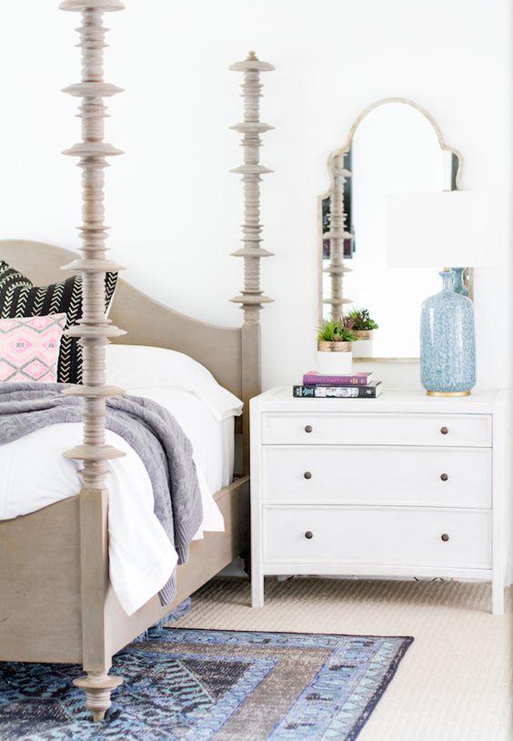 Becki Owens Bohemian Bedroom