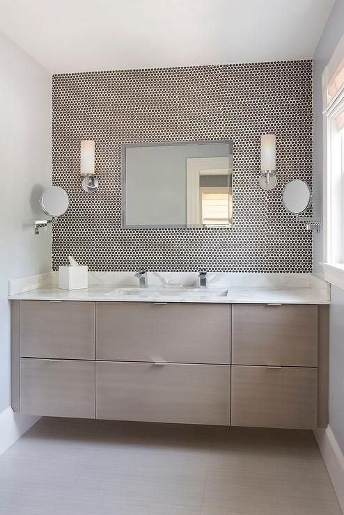 Modern bathroom #2