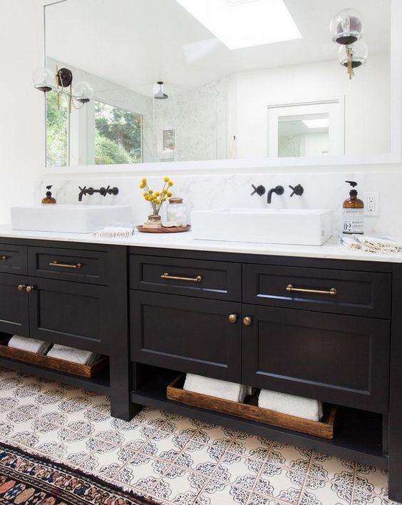 Amber Interiors master bath