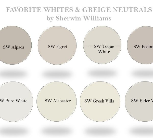 A Neutral-White Paint Round-Up