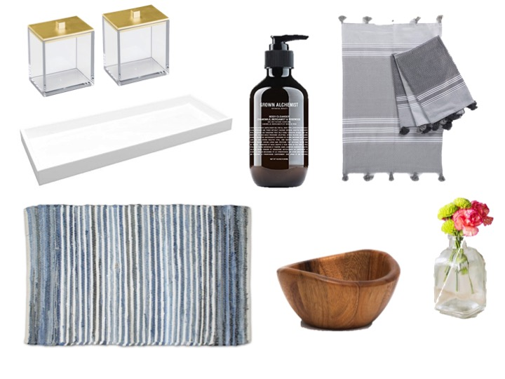 Bathroom style updates amazon products